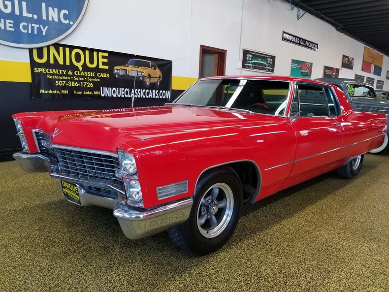 1967 Cadillac Calais