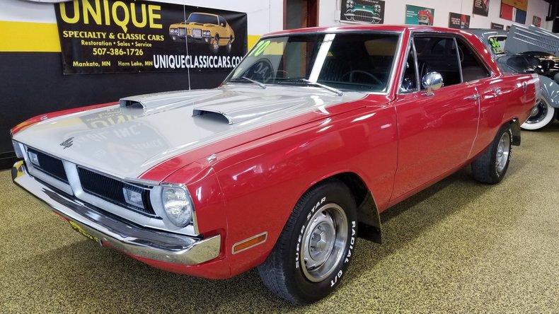 1970 Dodge Dart Hard Top