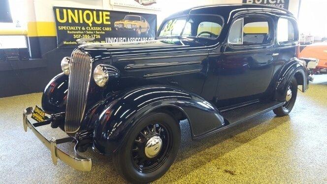 1936 Chevrolet 2dr Sedan