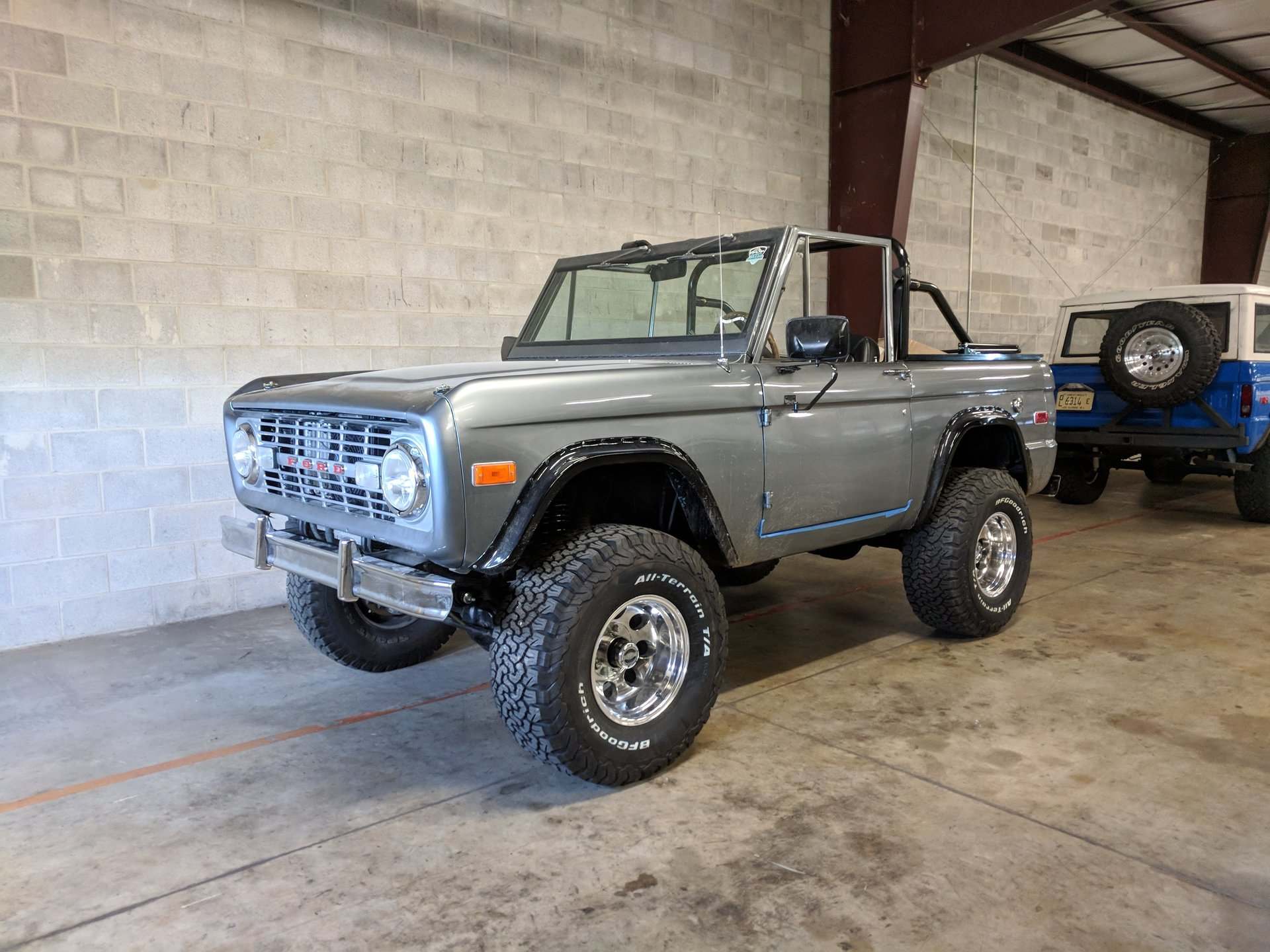 15370d4658a hd 1973 ford bronco