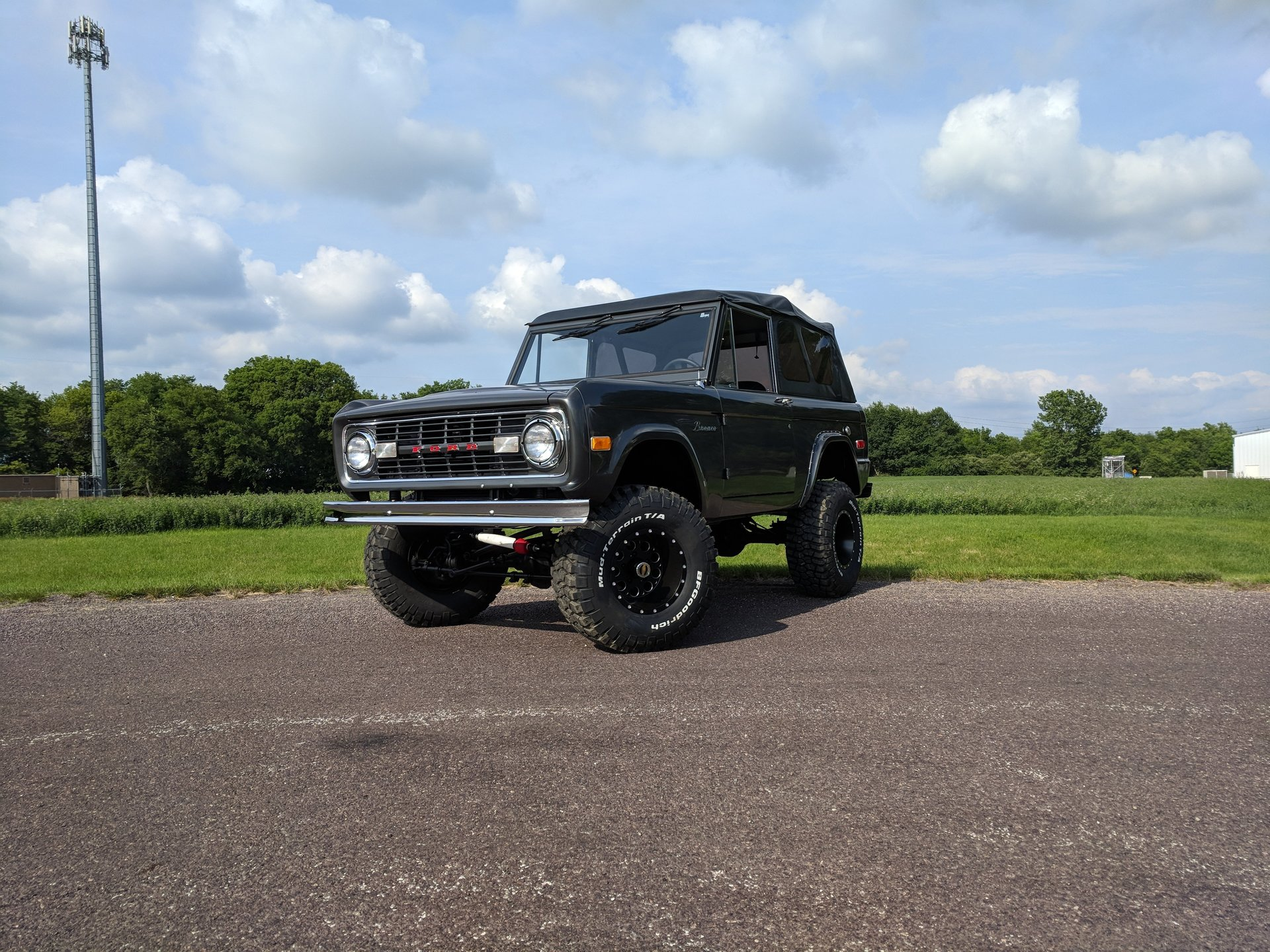 9222c9f3e4 hd 1976 ford bronco