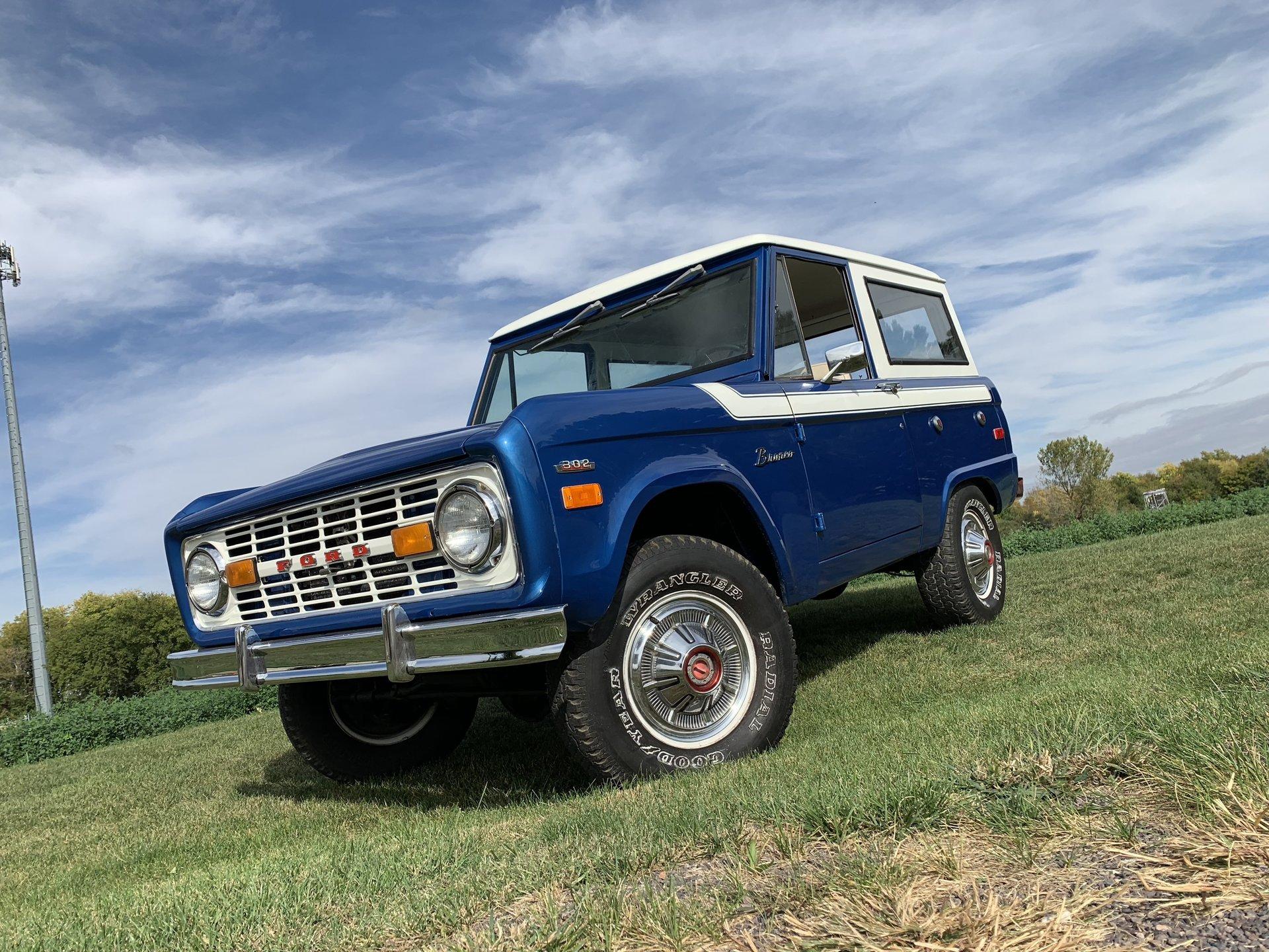 1976 Ford Bronco   Ford Bronco Restoration Experts ...