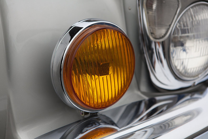 1970 Mercedes-Benz 280SE 3.5