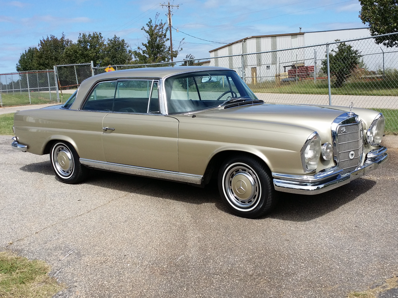 1967 1967 Mercedes-Benz 250SE For Sale