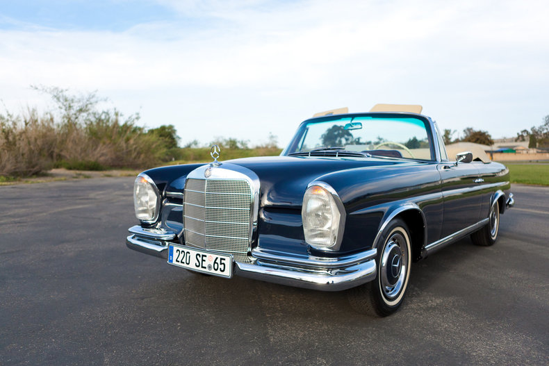 1965 1965 Mercedes-Benz 220SEb For Sale