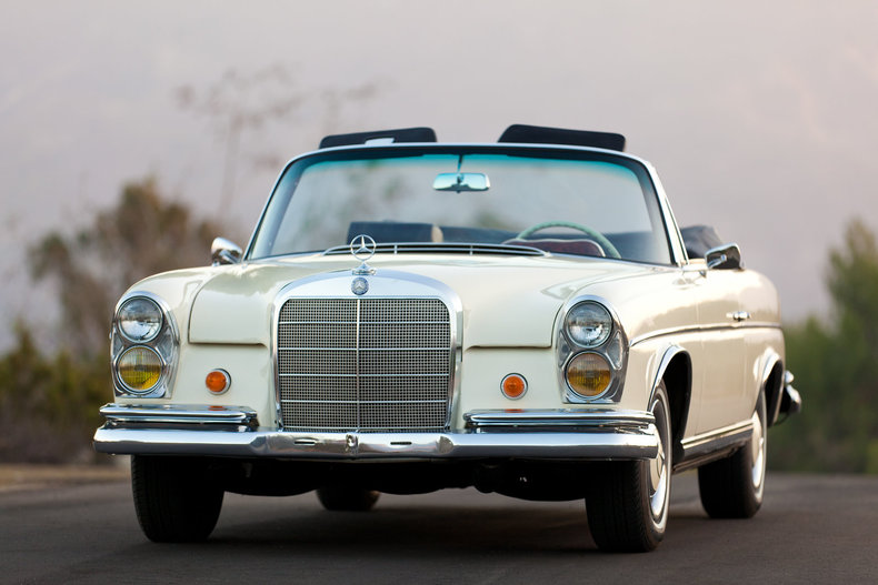 1967 1967 Mercedes-Benz 300SE For Sale