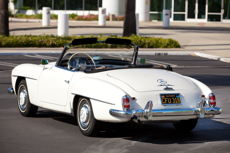 1961 1961 Mercedes-Benz 190SL For Sale