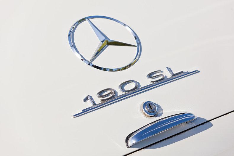 1961 1961 Mercedes-Benz 190SL For Sale