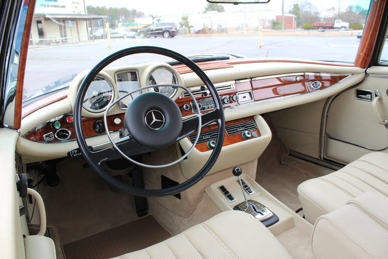 1971 1971 Mercedes-Benz 280SE 3.5 For Sale
