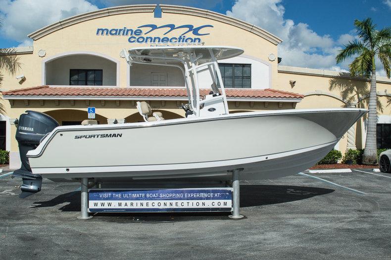 New 2015 Sportsman Open 232 Center Console boat for sale in Vero Beach, FL