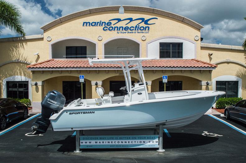 New 2015 Sportsman Open 212 Center Console boat for sale in Vero Beach, FL