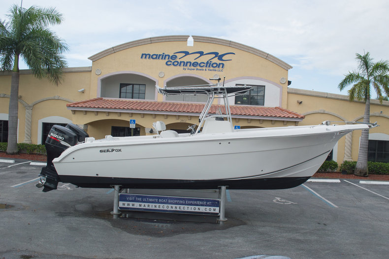 Used 2009 Sea Fox 287 Center Console boat for sale in West Palm Beach, FL
