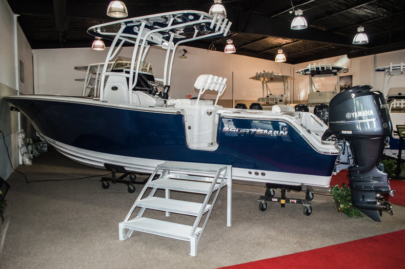New 2015 Sportsman Heritage 251 Center Console boat for sale in West Palm Beach, FL