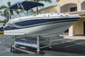 Thumbnail 1 for Used 2013 Hurricane SunDeck SD 2200 OB boat for sale in Vero Beach, FL