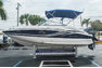 Thumbnail 2 for Used 2013 Hurricane SunDeck SD 2200 OB boat for sale in Vero Beach, FL