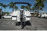 Thumbnail 4 for New 2015 Hurricane SunDeck SD 2400 OB boat for sale in Miami, FL