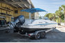 Thumbnail 1 for Used 2007 Hurricane SunDeck SD 237 OB boat for sale in Vero Beach, FL