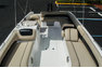 Thumbnail 12 for New 2015 Hurricane SunDeck Sport SS 201 OB boat for sale in Miami, FL