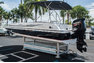 Thumbnail 5 for New 2015 Hurricane SunDeck Sport SS 201 OB boat for sale in Miami, FL