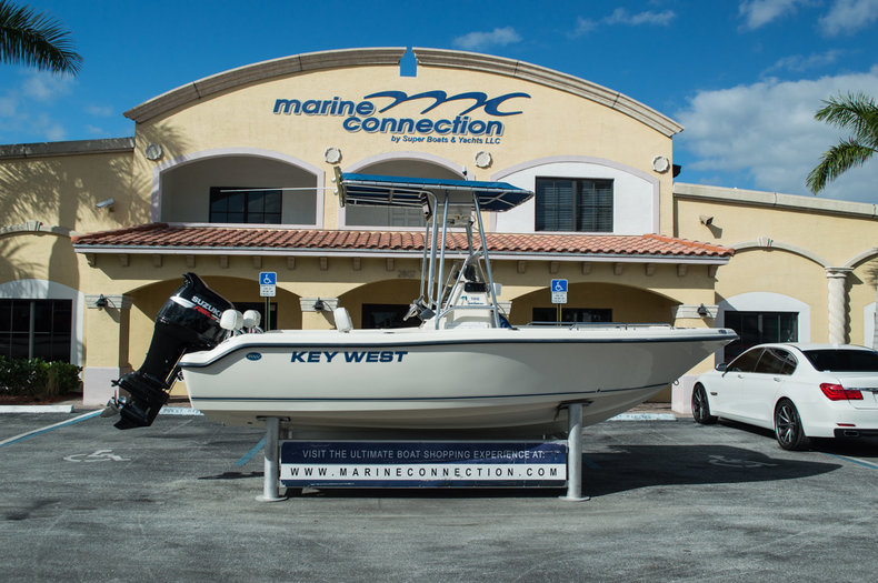 Used 2005 Key West 186 Sportsman boat for sale in West Palm Beach, FL
