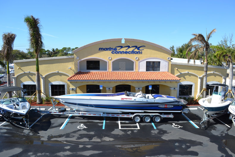 Used 2008 Cigarette 39 Top Gun Unlimited boat for sale in West Palm Beach, FL