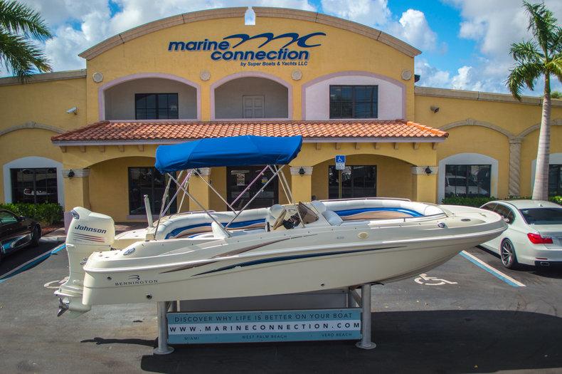 Used 2003 Bennington RL 210 boat for sale in Vero Beach, FL