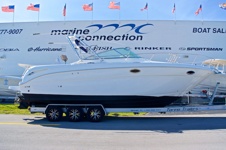 Used 2007 Sea Ray 290 Amberjack boat for sale in Miami, FL