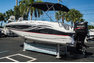 Thumbnail 5 for New 2015 Hurricane SunDeck Sport SS 220 OB boat for sale in West Palm Beach, FL