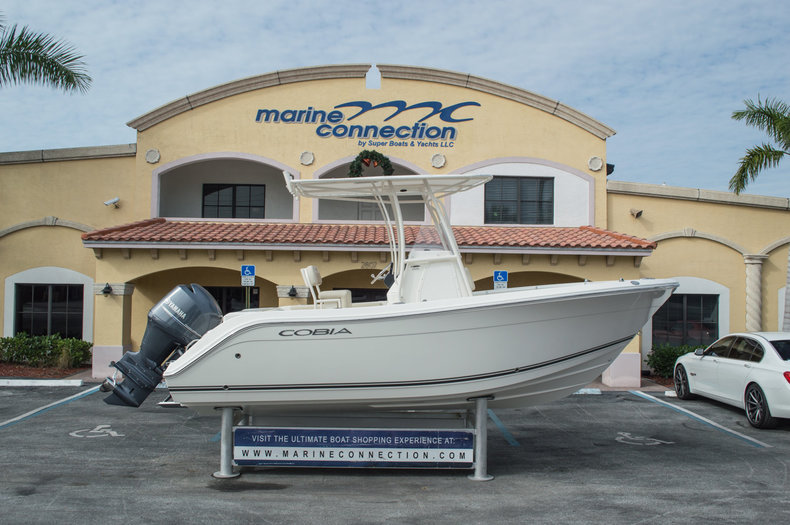 New 2015 Cobia 201 Center Console boat for sale in West Palm Beach, FL