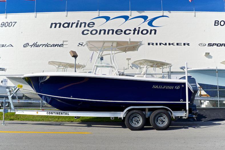 New 2015 Sailfish 220 CC Center Console boat for sale in Miami, FL