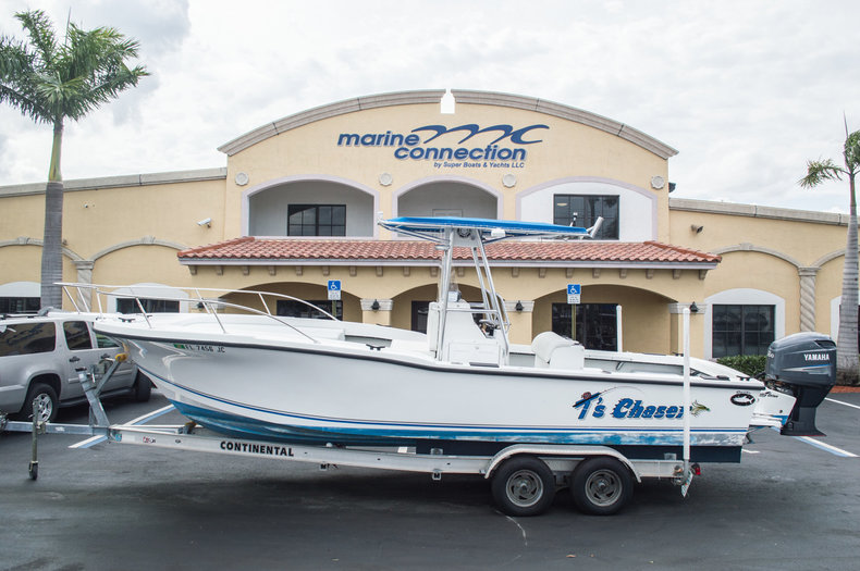 Used 1995 Dusky Marine 256 FC boat for sale in West Palm Beach, FL