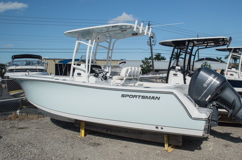 New 2015 Sportsman Heritage 231 Center Console boat for sale in Miami, FL