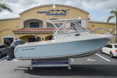New 2015 Sailfish 270 WAC Walk Around boat for sale in Miami, FL