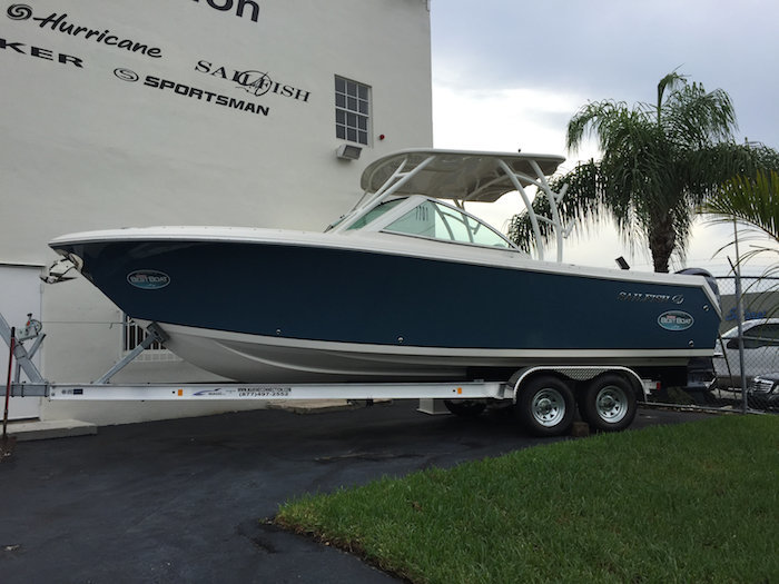 New 2015 Sailfish 275 Dual Console boat for sale in West Palm Beach, FL