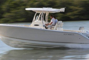 New 2015 Cobia 277 Center Console boat for sale in Vero Beach, FL
