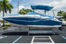 Thumbnail 12 for New 2015 Hurricane SunDeck SD 2400 OB boat for sale in Vero Beach, FL