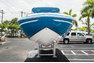 Thumbnail 2 for New 2015 Hurricane SunDeck SD 2400 OB boat for sale in Vero Beach, FL