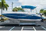 Thumbnail 4 for New 2015 Hurricane SunDeck SD 2400 OB boat for sale in Vero Beach, FL
