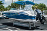 Thumbnail 5 for New 2015 Hurricane SunDeck SD 2400 OB boat for sale in Vero Beach, FL