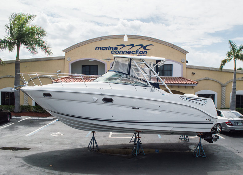 Used 2008 Sea Ray 290 Amberjack Cruiser boat for sale in West Palm Beach, FL