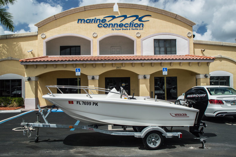 Used 2013 Boston Whaler 130 Super Sport boat for sale in West Palm Beach, FL
