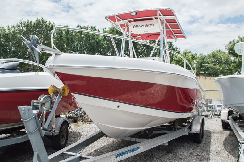 Used 2008 Sea Chaser 2400 Offshore Series boat for sale in West Palm Beach, FL