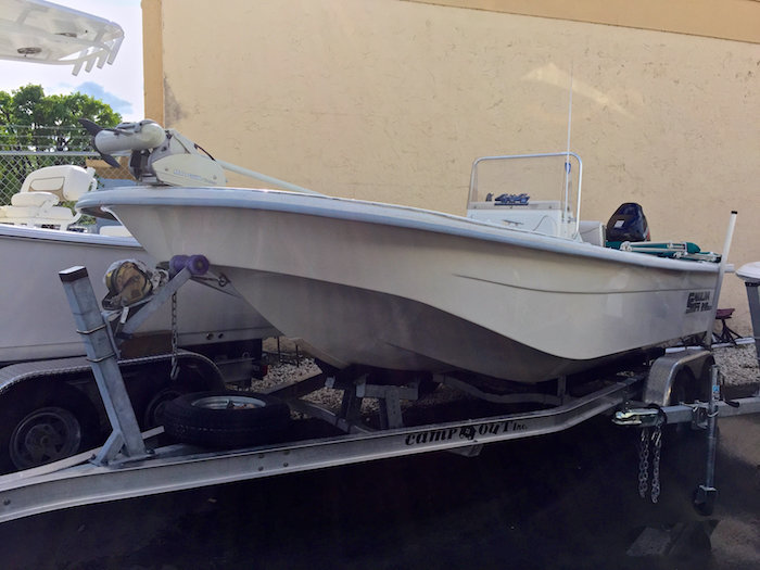 Used 2007 Carolina Skiff DLV 218 boat for sale in Miami, FL