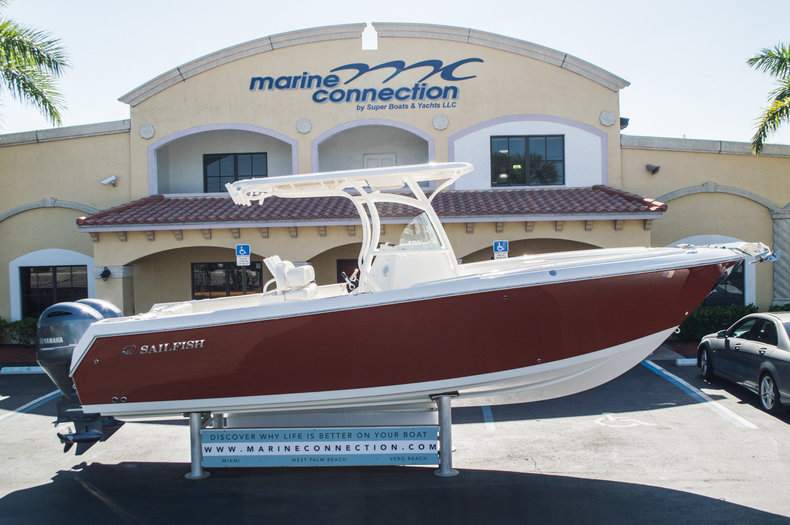 New 2015 Sailfish 270 CC Center Console boat for sale in Miami, FL