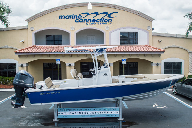 New 2015 Sportsman Masters 247 Bay Boat boat for sale in Vero Beach, FL