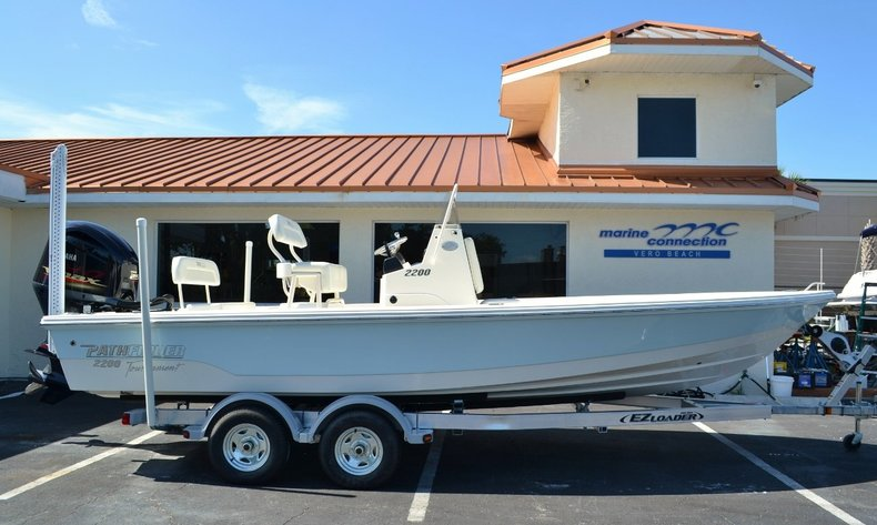 New 2015 Pathfinder 2200 Tournament Edition boat for sale in Vero Beach, FL