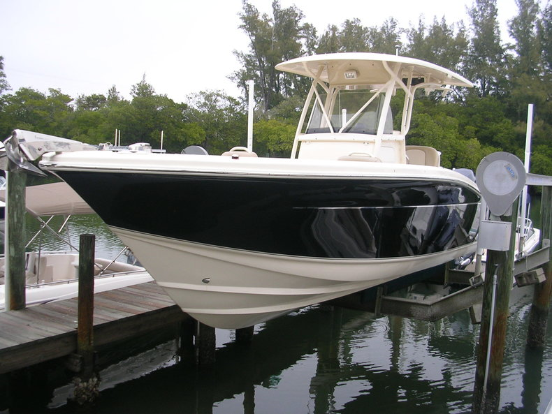 Used 2010 Scout 262 XSF boat for sale in Vero Beach, FL
