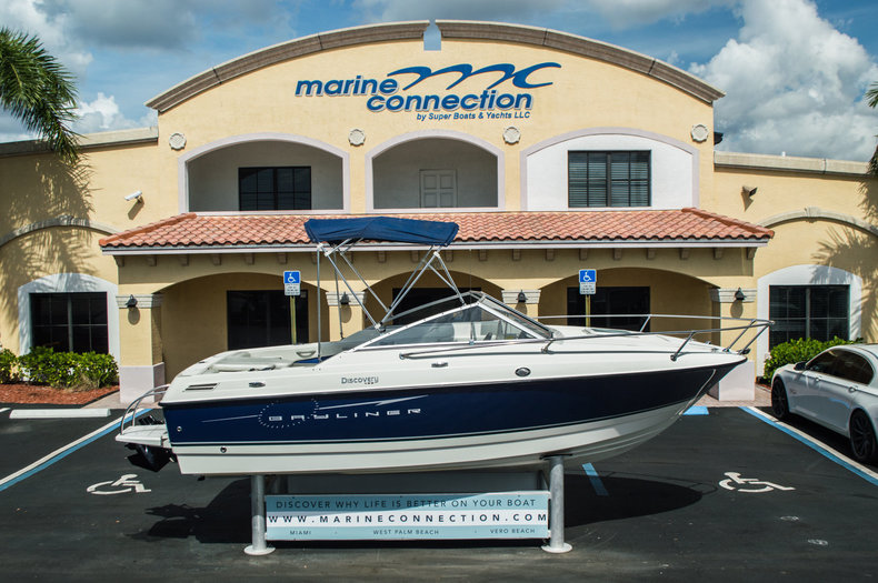 Used 2007 Bayliner 192 Discovery Cuddy Cabin boat for sale in West Palm Beach, FL
