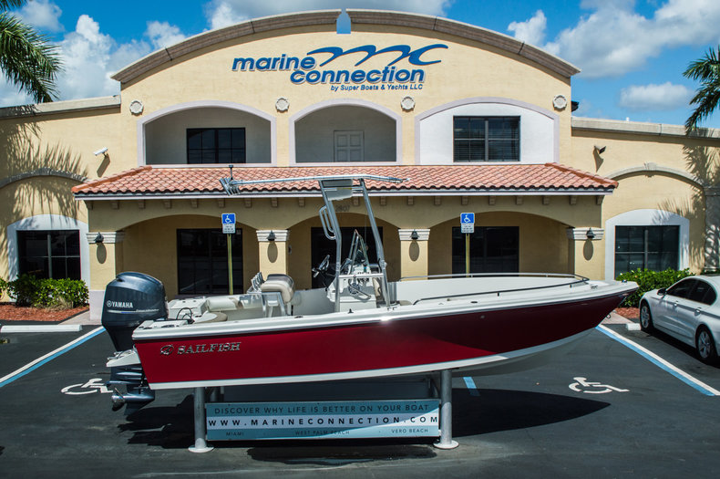 Used 2012 Sailfish 208 Center Console boat for sale in West Palm Beach, FL
