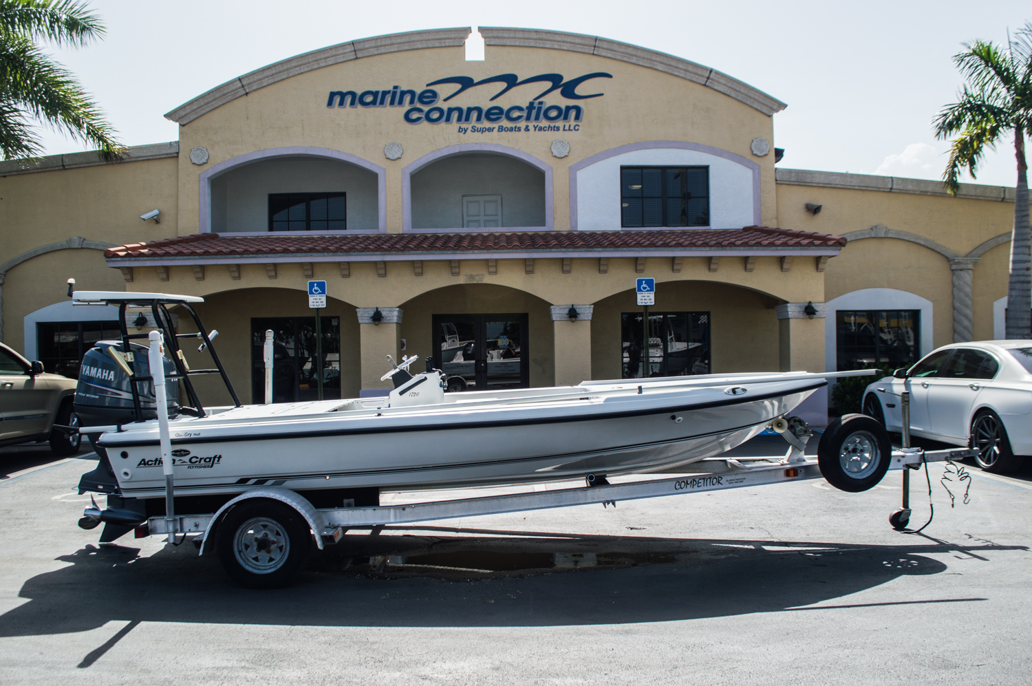 Outboard Motor Connection